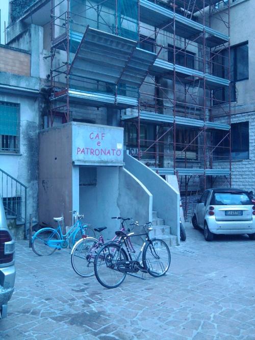 Il bugigattolo a China Town